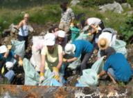 Почистване 2006 - Рила