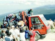 Почистване 2005 - Рила