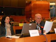 Обсъждане на петицията за ямболското депо в Комисията по петиции към ЕП