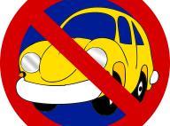 """Картинка """"В кой е топката?"""" - инициатива срещу неправилното паркиране в града"""